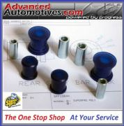 Superpro Front Anti Roll Bar Drop Link Bush Kit Subaru Impreza P1 WRX & STi GC8